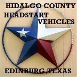 HIDALGO COUNTY  HEADSTART VEHICLES