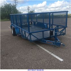 2016 - NORTE CARGO TRAILER // EXPORT ONLY