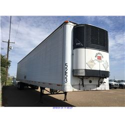 1999 - TRAILMOBILE REEFER//TEXAS REGISTRATION ONLY