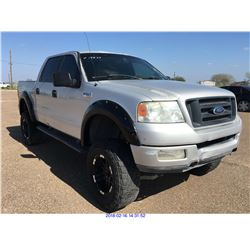 2004 - FORD F-150