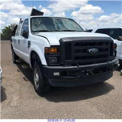 2008 - FORD F250