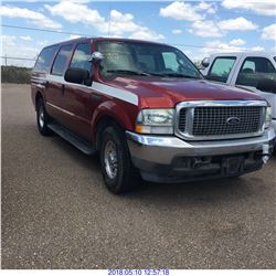 2004 - FORD EXCURSION