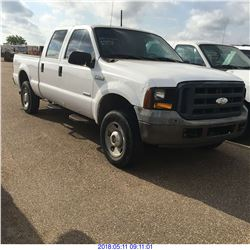2007 - FORD F-250 4X4