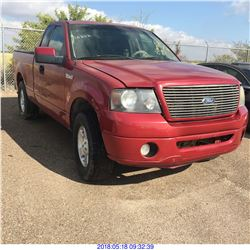 2005 - FORD F-150 // EXPORT