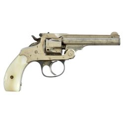 S&W 4th Model .32 Double Action Revolver