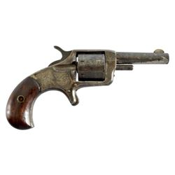 Bliss & Goodyear Prairie King .22 Pocket Revolver