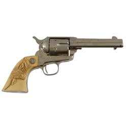 Factory Engraved Colt SAA .45 Shipped 1884
