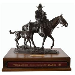 """G Harvey """"Special Times"""" Bronze"""