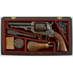Cased Whitney Arms .31 Pocket Pistol