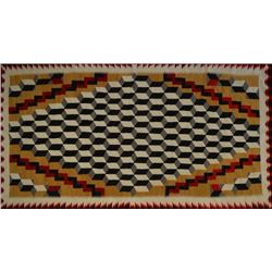Large Room Size Navajo Rug