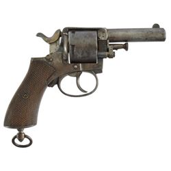 Deactivated Antique British Bulldog .455 Revolver