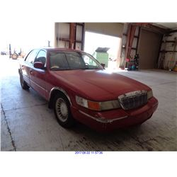 1998 - MERCURY GRAND MARQUIS