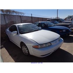 2001 - OLDSMOBILE ALERO//RESTORED SALVAGE