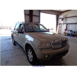 2005 - LINCOLN AVIATOR