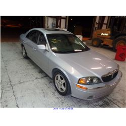 2002 - LINCOLN LS