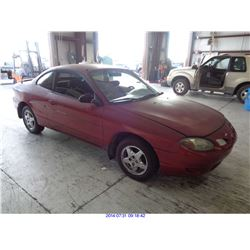 2001 - FORD ZX2