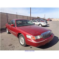 2000 - MERCURY GRAND MARQUIS LS