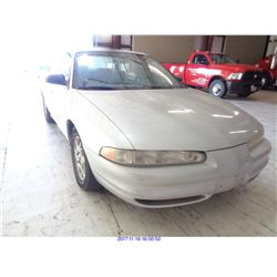 2001 - OLDSMOBILE INTRIGUE