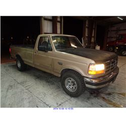 1996 - FORD F-150