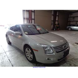 2008 - FORD FUSION