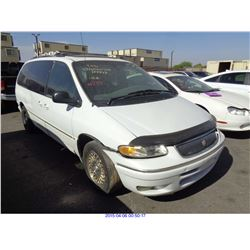 1997 - CHRYSLER TOWN AND COUNTRY