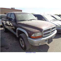 2004 - DODGE DAKOTA