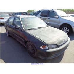 1995 - HONDA CIVIC