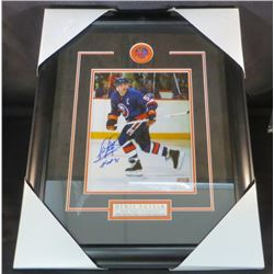 Denis Potvin NYI Signed & Framed 8x10 Photo With