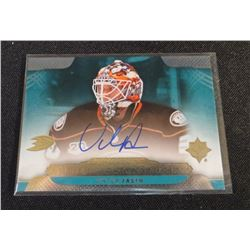 13-14 Ultimate Collection Rookie Auto Viktor Fasth
