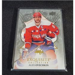 16-17 Exquisite Collection #29 Alexander Ovechkin