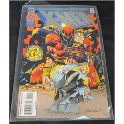 Marvel X-Men #41 Comes with 2 sealed 95 Ultra