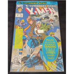 Marvel X-Men #16 Sealed With Marvel Trading Card
