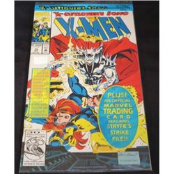 Marvel X-Men #15 Sealed With Marvel Trading Card
