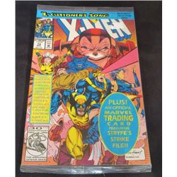 Marvel X-Men #14 Sealed With Marvel Trading Card