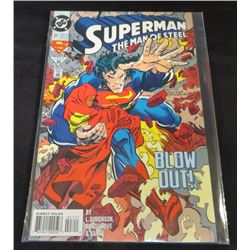 DC Superman The Man Of Steel #27