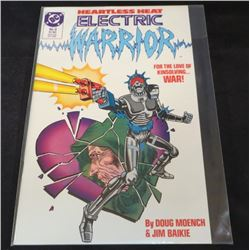 DC Electric Warrior #6