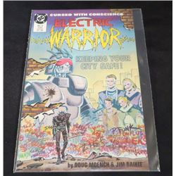 DC Electric Warrior #2
