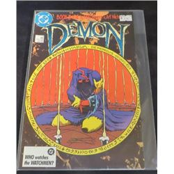 DC Demon Comic #3