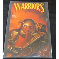 Warriors Comic #1
