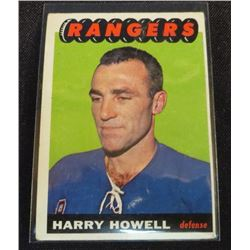 1965-66 Topps #22 Harry Howell