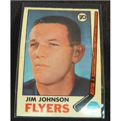 1969-70 O-Pee-Chee #97 Jim Johnson
