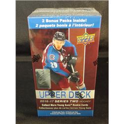 2016-17 Upper Deck Series 2 Blaster Box Sealed 12