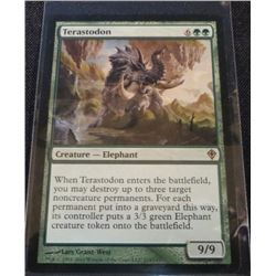 Magic The Gathering Terastodon Worldwake 115/145
