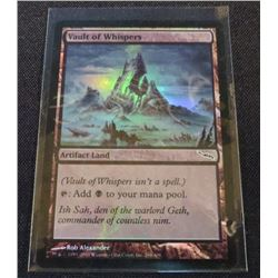 Magic The Gathering Vault Of Whispers Mirrodin