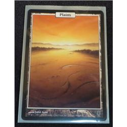 Magic The Gathering Plains Unhinged 136/140
