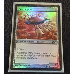 Magic The Gathering M11 Ornithopter Foil