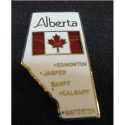 Alberta Provincial Collector Pin