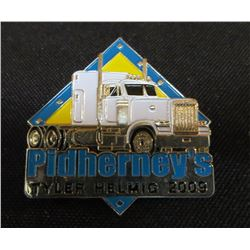 Pidherney's Tyler Helmig 2009 Collector Pin