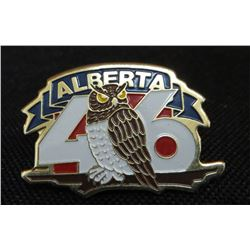Alberta Owl Collector Pin