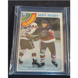 1978-79 O-Pee-Chee #115 Mike Bossy RC
